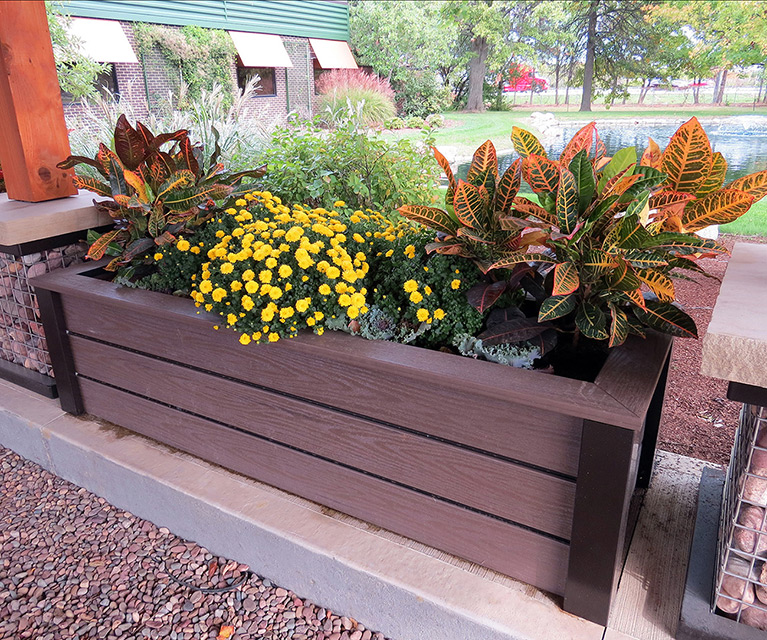 Planx Planter by CityScapes