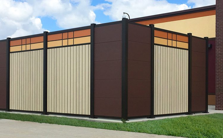 DUMPSTER ENCLOSURE | Altoona, IA