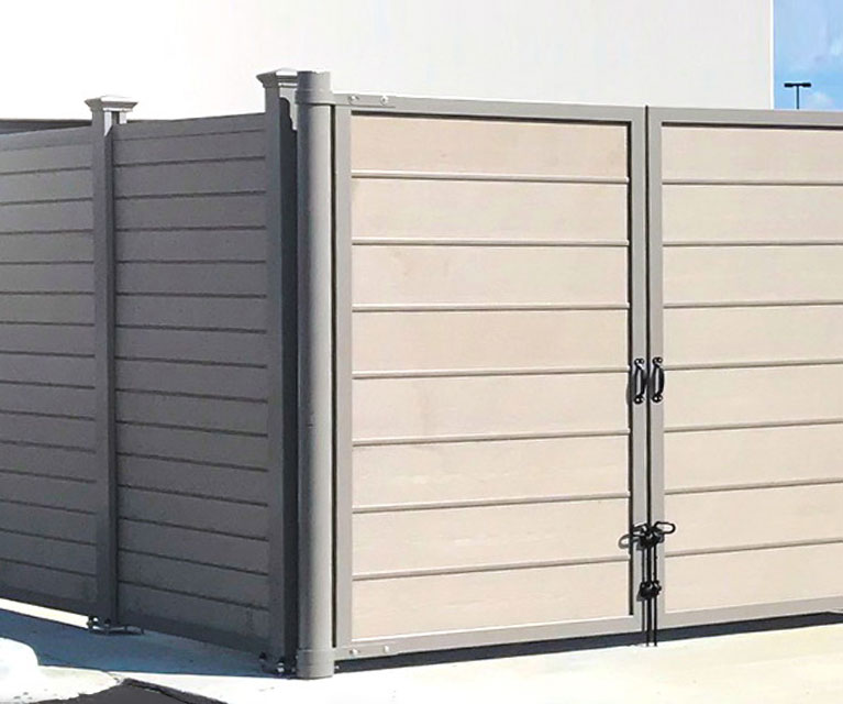 Covrit Dumpster Enclosures by CityScapes