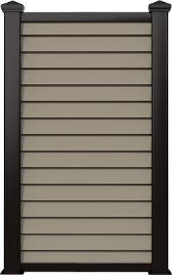 ABS Clapboard