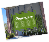 Download our NatureScreen brochure