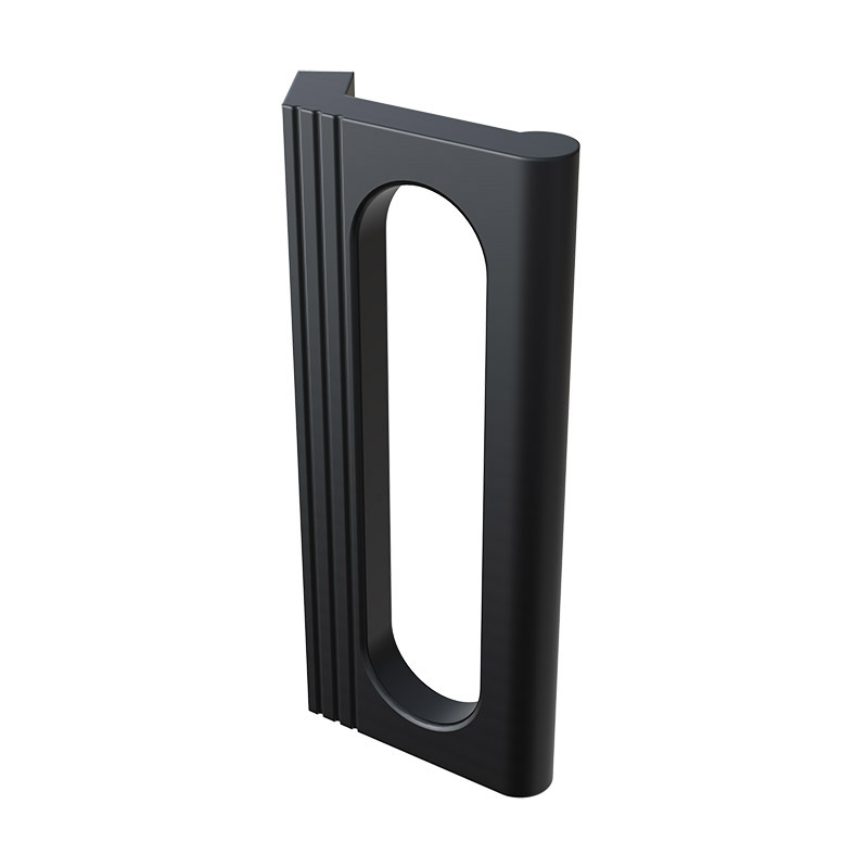 The modern and edgy Modern Handle for use with ToughGate and Covrit | CityScapes Inc.