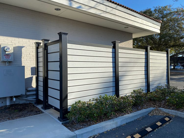Equipment Enclosure in Orlando, Florida | CityScapes Inc.