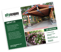 CityScapes Products Overview Brochure
